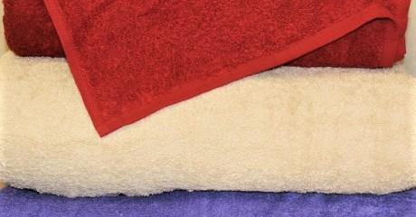 Полотенце махровое размер 150х220см плот. 430