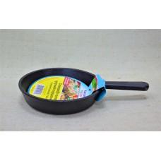 Сковорода литая порционная с чугунной ручкой 145*30