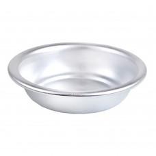 Тарелка-миска алюминиевая глубокая 220мм